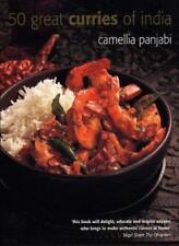 50 Great Curries of India-Camellia Panjabi, 9781856265461