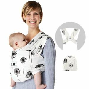 Baby K'tan Print Baby Wrap Carrier Infant Child Sling Babywearing Carry Newborn