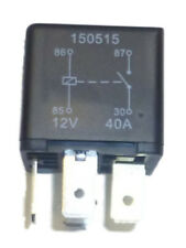 4 Pin 'Normally Open' contact STANDARD (mini) Relay 40A