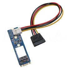 M.2 NGFF to SATA III SSD 7 Pin NGFF Power Adapter Converter Board Card PCB 4pin