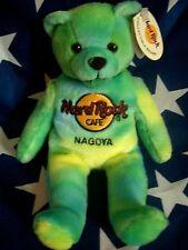 HRC Hard Rock Cafe Nagoya Monty Bear Beara Bär Teddy Herrington LE