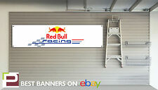 Red Bull Racing Workshop Garage Banner, F1