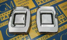1969-1972 Skylark GS Cutlass 442 Malibu GTO GM Bucket Seat Back Lock Buttons (2)