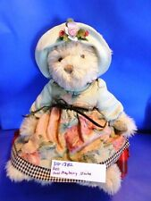 Russ  Miss Mayberry Bear in Flower Dress and Hat plush(310-1382)