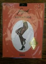 Fogal Signature Pantyhose 1093 Black Size S Made In Italy NIP