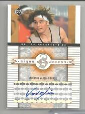 2003 UD Top Prospects Basketball Anderson Varejao Signs Of Success Auto (CSC)