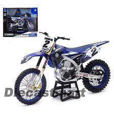 Newray 1:12 57893 Yamaha YZ450F Cooper Webb de Metal Motocross Moto de Campo #2