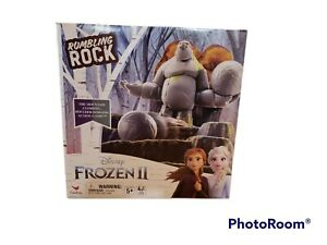 Frozen II Rumbling Rock Board Game Disney Olaf Elsa Anna Spin Master