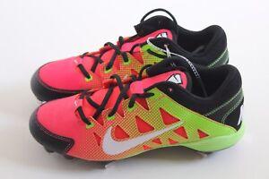 Nike Hyperdiamond Strike MTL Baseball Cleats.