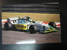 Photo Kid Jensen Racing F3000 2000 #12 Bas Leinders (BEL) GP BEL