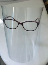 Full Face Clip On Glasses Visor Shield