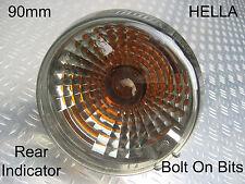 Bailey Caravan Rear Indicator Light/lamp 90mm Pageant/Unicorn/Senator/Bretagne