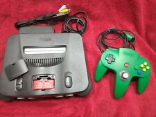 N64 Console Nintendo 64 Console + Region Unlocked with expansion pak