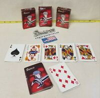Vintage Snap-on USA Playing Cards Lot (×3) Decks Pre-Owned Unused 1980s Promo
