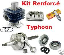kit Cylindre Culasse Piston Vilebrequin Roulement Joint Piaggio  Typhoon Zip 50