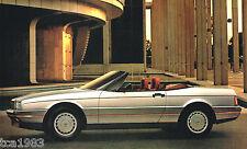 1987 Cadillac Brochure: Allante, DeVille,Fleetwood,75,Eldo rado,Seville,Limousine