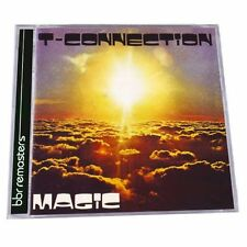 T-Connection - Magic   CDBBR 0238   Remasterd 2013 cd + bonustracks