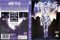 Metropolis*Lc:2*UK [Edizione: Regno Unito] - DVD DL002541