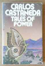 Tales of Power – Carlos Castaneda - Lessons of Don Juan 1st 1974 soft