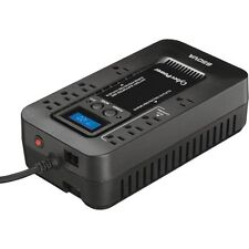 Cyberpower EC650LCD 650va Ec Ups 120v Standby Eco Perp Lcd 8 Out 5-15r 5ft Cord
