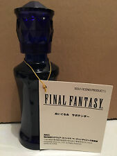 Final Fantasy 12 XII Square Enix Products Premium Potion Bottle Drink Type D New