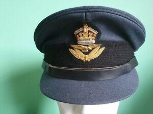 Repro WW2 RAF Officers Visor Cap Size 60