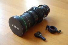 Canon 8-64mm PL Mount 2K Super-16mm Lens DP's own Arri RED Sony Black Magic