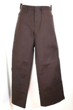 NWT DSQUARED DSQUARED2 Brown Cotton Dress Pants Jeans 40 S - M 6 7 8