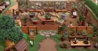 Outdoor Botanical Shop Furniture Set 74 PCs - New Horizons [Original Design]