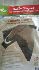NEW-  Canada Goose Wind Activated Decoy
