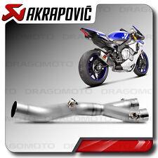 Akrapovic Yamaha YZF R1 2015 15 no kat pipe 11 Titanium Rc