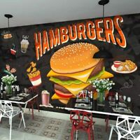 Kitchen Wallpapers Food 3d Mural For Restaurant Wall Covering Creative Wallpaper