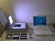 apple ibook g4 plus Epson Perfection 1240 U Plus Filmadapter