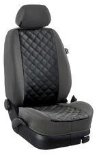 Ford Tourneo Connect hasta 2018 grado fundas para asientos rücksitzbezug: piel sintética/anthra