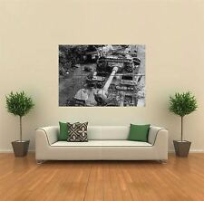 MILITARY TANK ARMY NEW GIANT POSTER WALL ART PRINT PICTURE G456