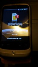 HTC Wildfire - Black (T-Mobile) Smartphone
