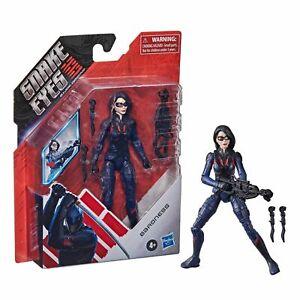 Snake Eyes: G.I. Joe Origins Movie Baroness 6 Inch Action Figure Preorder