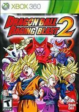 Dragon Ball: Raging Blast 2 (Microsoft Xbox 360, 2010)