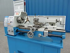 "22""x10"" (550x250mm) Quick Change Gearbox Metal Lathe With Stand"