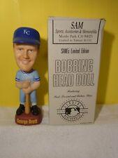 George Brett KC Royals MLB SAM Bobblehead MINT NIB