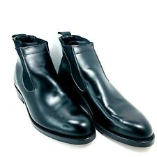 Boulet Western Boots 10.5 US Model 8280 284044 Canada Worn Once - Black, Used