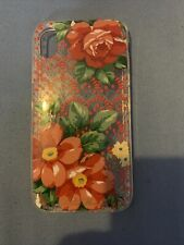 Nwob The Pioneer Woman Vintage Floral Phone Case for Apple iPhone Xr