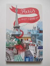 c Paris is always a good idea WRITE NOW JOURNAL travel diary poetry