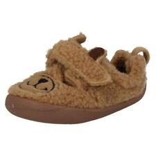 Chaussures marron avec attache auto-agrippant pour garçon de 2 à 16 ans pointure 34