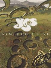 Yes-Symphonic Live +++ DVD +++ NUOVO +++ OVP