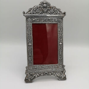 Picture Frame IN Silver from The Neo-Renaissance Um 1870