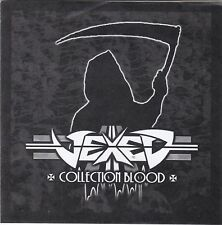 """Vexed / Paraxite - Behind The Trenches / Collection Blood Split EP 7"""""""