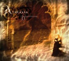 ATARAXIA - HISTORIAE - CD NEW SEALED DIGIPACK 2015
