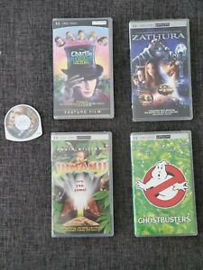 Psp Movie Lot - Ghostbusters Jumanji