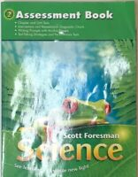 2nd Grade 2 Scott Foresman Science Assessment Book Tests with Answer Key